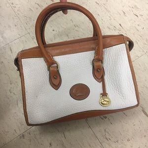 Vintage Dooney and Bourke satchel